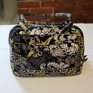 Vera Bradley Baroque print satchel